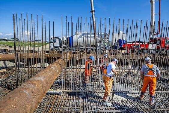In de sector bouw en infra loopt al een rvu-regeling.